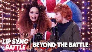 Rita Ora & Charli XCX Go Beyond the Battle   Lip Sync Battle