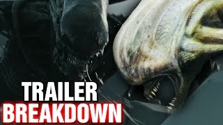 ALIEN: COVENANT OFFICIAL TRAILER BREAKDOWN ANALYSIS EVERYTHING WE LEARNED