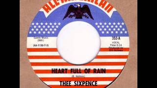 Thee Sixpence  Heart Full Of Rain