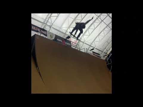 Embassy Skateboards, Houston Vert Ramp Session