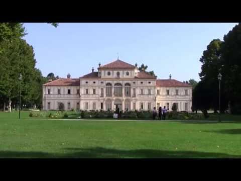 2) 50 REASONS TO LOVE TURIN : Villa e parco della Tesoriera