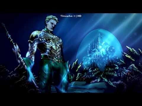 Aquaman   DC Universe Online Headline -  Circe Washed Up