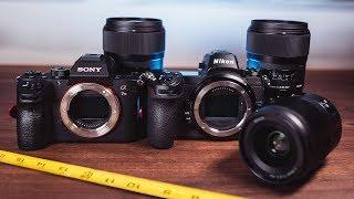 Sony a7 III vs Nikon Z6 + Sigma Art 35mm FTZ vs Nikon 35mm f/1.8 S