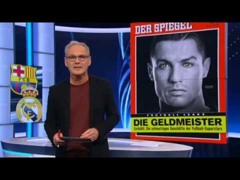 Football Leaks: Die schmutzigen Geschäfte im Profifußball YouTube Hörbuch Trailer auf Deutsch