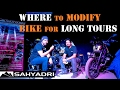 Sahyadri Moto | Modified Dominar 400 | NS200 | Modified Pulsar 220 | Saraswati Engineering College