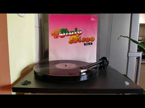 ★★★ The Best Of Italo Disco Vol. 5 (Disc 1/2 Side A) ★★★