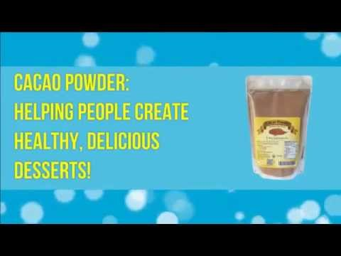 Unsweetened Cocoa Powder - Creating Healthy and Delicious Foods