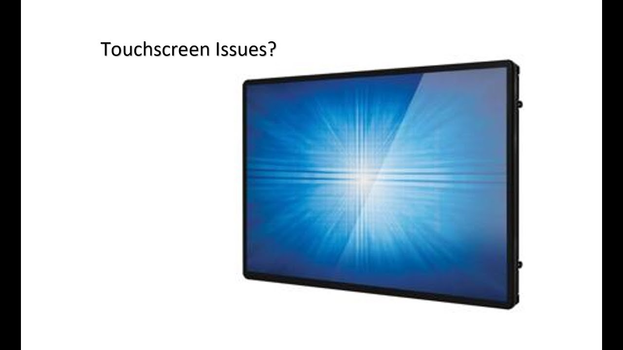 How to fix Touchscreen Issues [Windows 10]