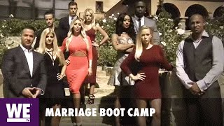 Marriage Boot Camp: Reality Stars | 'Lies, Fear, & Deceit' Season 3 First Look | WE tv