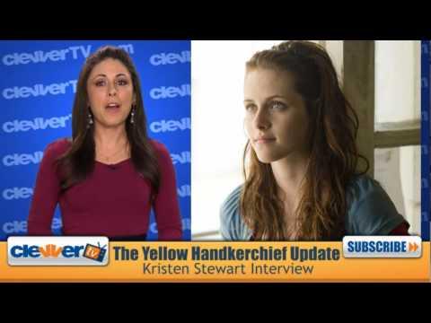 Kristen Stewart Talks About The Yellow Handkerchief