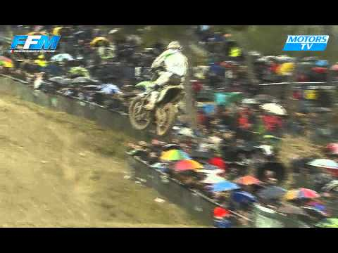 Chpt France Elite MX Pernes - Manche 1