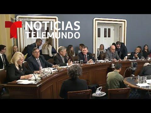 Las Noticias de la mañana, lunes 4 de noviembre de 2019 | Noticias Telemundo