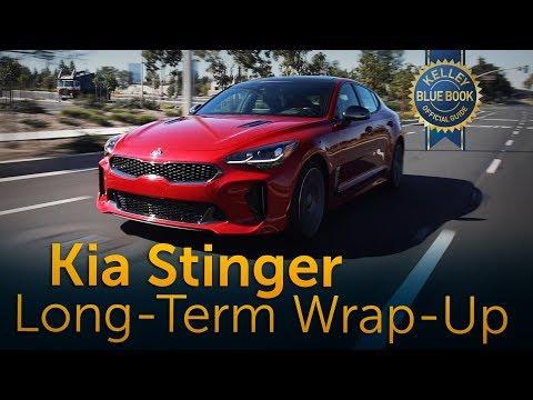 2018 Kia Stinger - Long-Term Wrap-Up