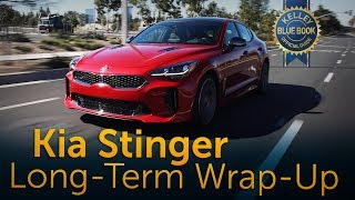 2018 Kia Stinger - Long-Term Wrap-Up