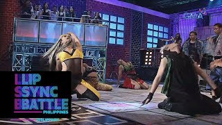 Baixar Lip Sync Battle Philippines: Martin del Rosario after performing Christina Aguilera's