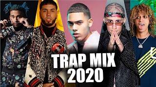 TRAP MIX 2020 - ANUEL AA, BAD BUNNY, MYKE TOWERS, BRYANT MYERS, JON Z, FARRUKO, CHENCHO CORLEONE