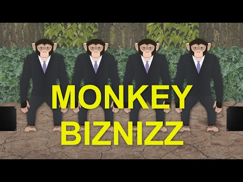 Leftside - Monkey Biznizz (HTTP & Dan Farber Remix) [Music video]