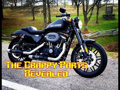 5 Things I Hate About My 2017 Harley Davidson Roadster