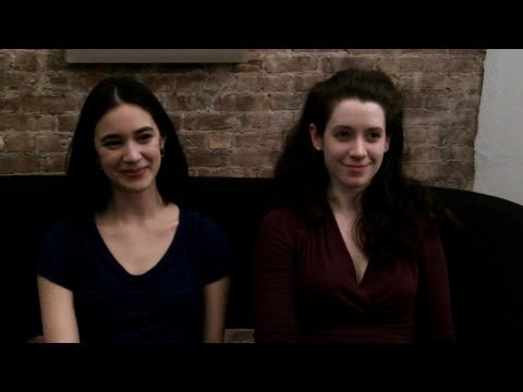 Good People in Love  s: Rachael HipFlores and Megan Melnyk on Episode 4