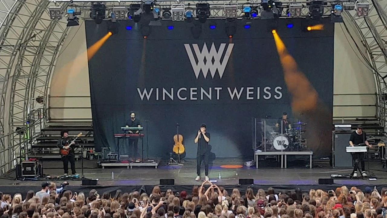 Wincent Weiss Gießen