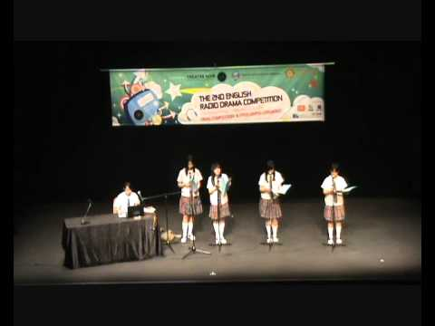 St Paul's Convent School - The 2nd English Radio Drama Competition