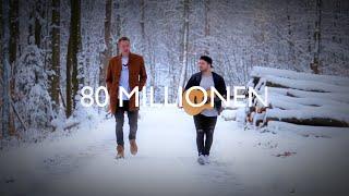 80 Millionen - Max Giesinger [Cover by Marcel Heßdörfer & Kevin Glotzbach]