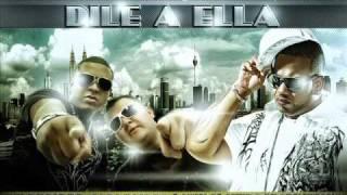Franco 'El Gorila' Ft Jhonier Sammy - Dile A Ella (Oficial Remix)