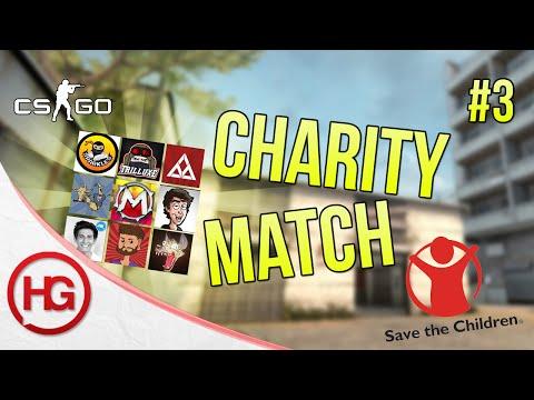 CS:GO YouTuber Charity Match - Map #3 - Cache