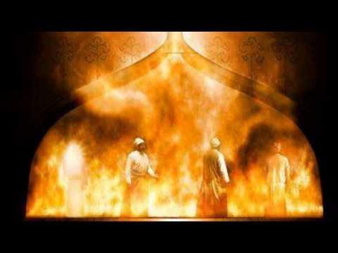 FOURTH MAN IN THE FIRE - BrideMusic / Ryan Hayes & Senior Choir