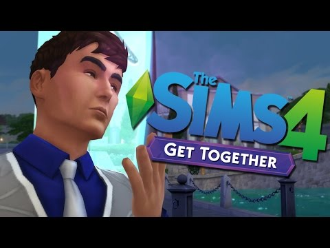 THE WOOHOO CLUB - The Sims 4: Get Together