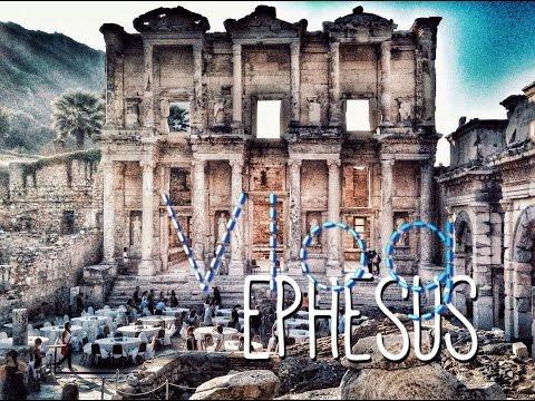 Vlog: Турция, экскурсии. Древний город Эфес.