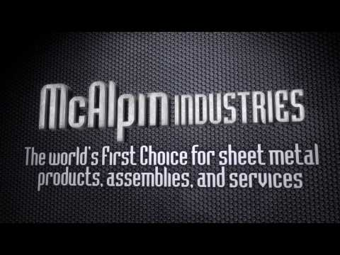 McAlpin Industries - Company Profile
