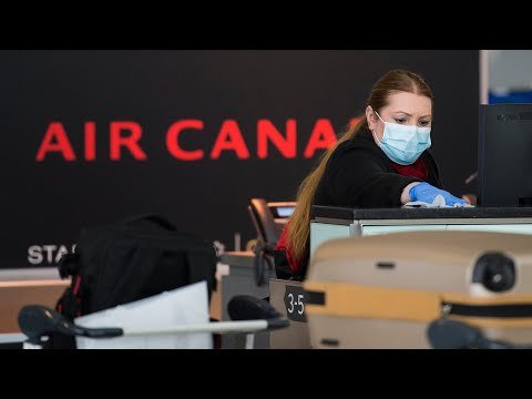 Canada's Airlines Taking Steps To Restart Operations With Added Safety Protocols