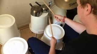 Daan Rommers Street Drum