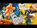 When Will X-Men & Fantastic Four Actually Come Back? (Nerdist News w/ Jessica Chobot)