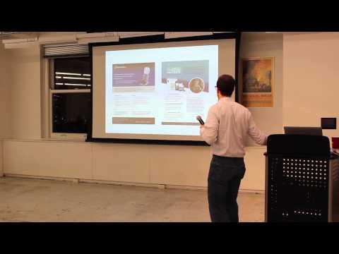 David Van Sickle detailing Propeller Health's journey to address CPOD.