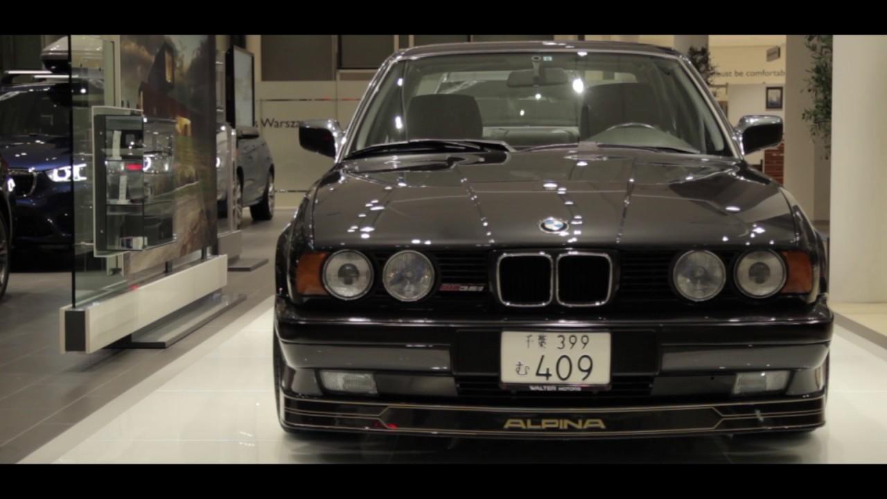 BMW E ALPINA B WALTER Motors YouTube - Alpina motors