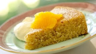 Beth's Orange Almond Cake: P.a.n Global Cooking Challenge