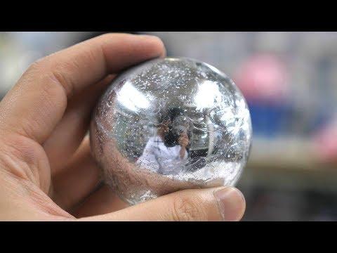 アルミホイル玉を科学�力�最強�����