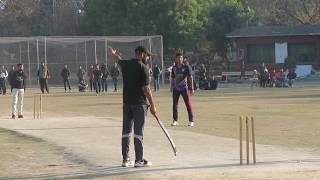 23 RUNS NEED IN LAST 7 BALL ..MOST THERRLING MATCH IN PUNJAB