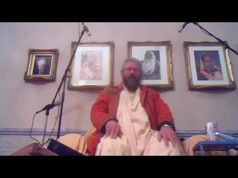 Evening class Berlin 2nd April 2016 (Srila BA Paramadvaiti Maharaj)