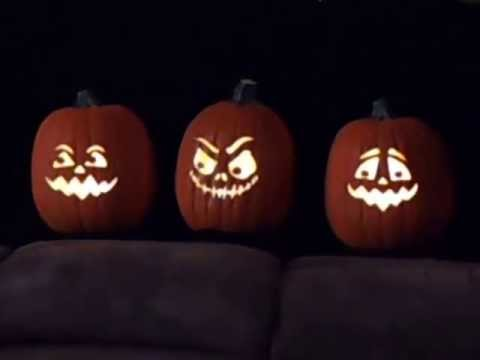 Halloween Projection Videos Downloads