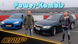 Duell der Power-Kombis 🔥🔥