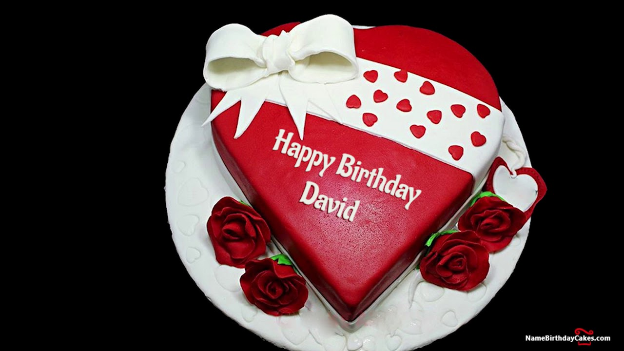 Happy Birthday David Best Wishes For You Youtube