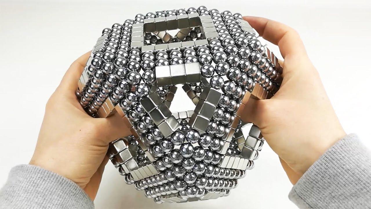 Magnet Cuboctahedron Magnetic Games