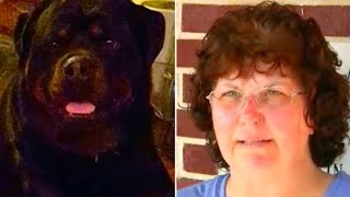 Woman Woken Up By Her Barking Rottweiler Immediately Realizes Something Is Wrong