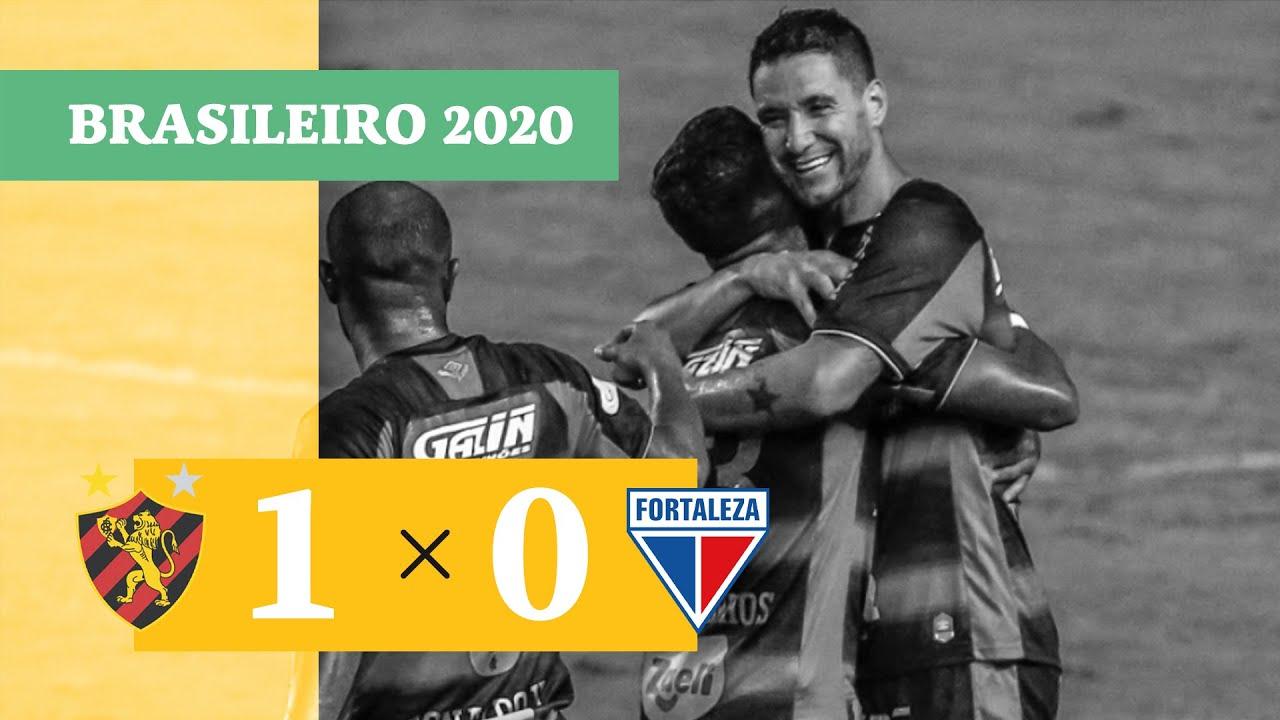 Спорт Ресифи  1-0  Форталеза видео