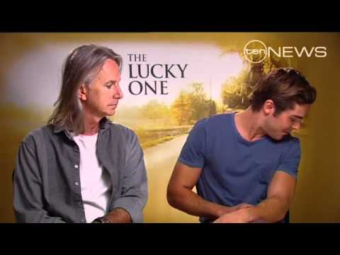 The Lucky One: Interview with Zac Efron...