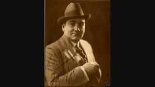 """ENRICO CARUSO SINGS """"L A PROCESSION"""" 1937"""
