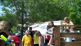 Ivy Lea KOA Video (July 2012)